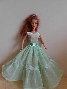 Hračky - Šaty pre barbie - 13227933_