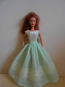 Hračky - Šaty pre barbie - 13227945_