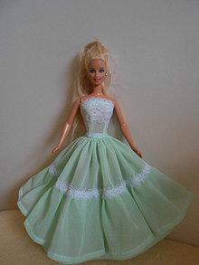 Hračky - Šaty pre barbie - 13227954_