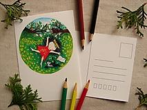 Papiernictvo - pohľadnica: p o h o d a - 13232764_
