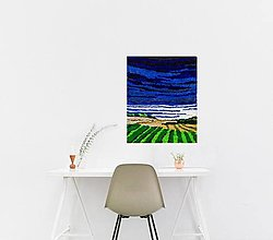 Obrazy - Orava-tapiséria - 13234058_