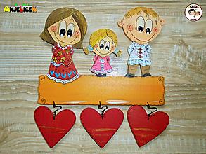 Tabuľky - Menovka - rodinka - 13234331_