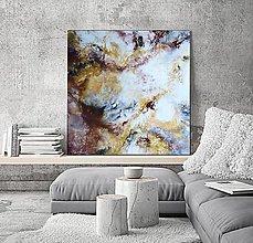 Obrazy - Abstrakt Q-Q 50x50 - 13233441_