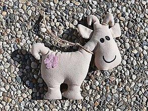 Hračky - Kozička koza. - 13234583_