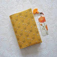 Papiernictvo - Nastaviteľný obal na knihu - 13235453_