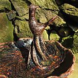 Dekorácie - Mísa, pítko pro ptáky - 13235582_