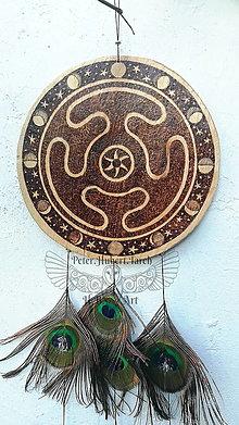 Dekorácie - Kúzlo bohyne Hekate - 13236845_