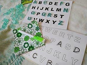 Hračky - Malá abeceda 2 - 13237072_