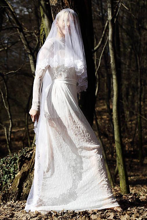 Svadobné šaty Ina