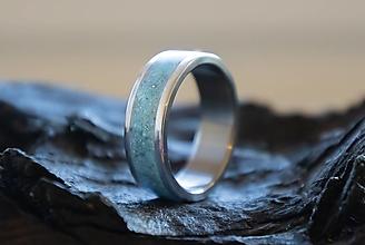 Prstene - Prsteň  Tyrkys - 13238507_