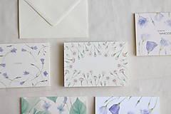 Papiernictvo - Láskavý pozdrav s osobným prianím | botanická ilustrácia Hloh - 13238710_