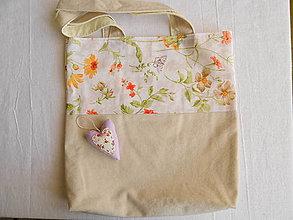 Nákupné tašky - Taška -na lúke - 13240647_