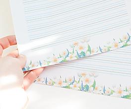 "Papier - Listový papier ""Zakvitni"" - 13241922_"