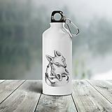 Nádoby - LÍŠKY turistická fľaša - 13239037_