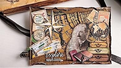 Papiernictvo - Explore more cestovateľská pohľadnica - 13243716_