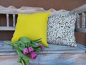 Úžitkový textil - Obliečky vankúš Fresh Cocktail - 13245802_