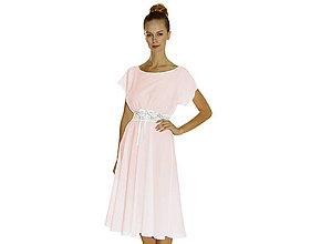 Pyžamy a župany - Lullaby - kimonová nočná košeľa, rôzne farby, bio bavlna - 13246395_