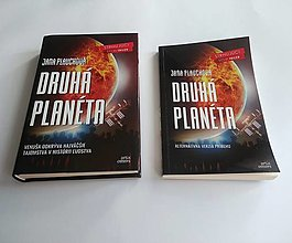 Knihy - Druhá planéta + alternatíva – kniha s dvoma koncami - 13248042_
