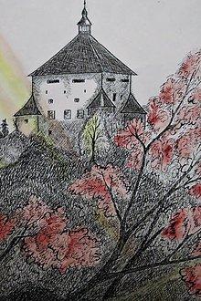 Kresby - Nový zámok - 13248652_