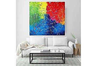 Obrazy - Multicolor, obraz, abstrakce - 13249164_