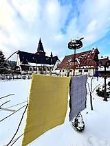 Úžitkový textil - Koberec vlnený - 13254046_