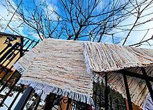 Úžitkový textil - Koberec bavlnený - 13255141_