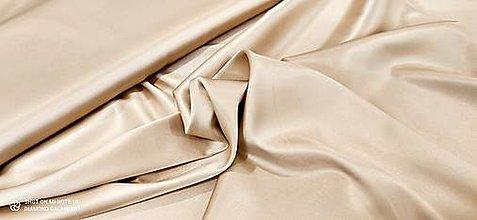 Textil - Satén (Champagne) - 13252768_