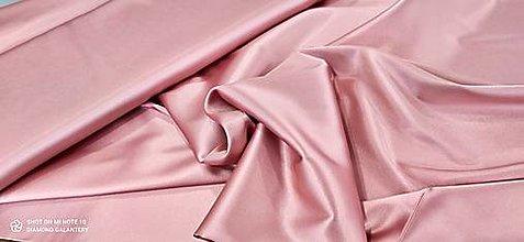 Textil - Satén (Staroružový) - 13252772_