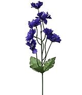 Iný materiál - umelohmotná dekorácia - nevädza 40cm,lúčny kvet - 13253724_