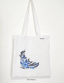 Nákupné tašky - taška folk - 13251377_
