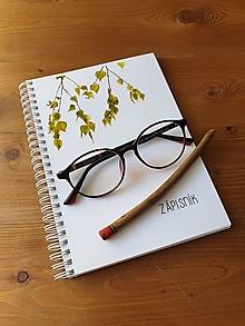 Papiernictvo - Zápi•sník - 13253170_