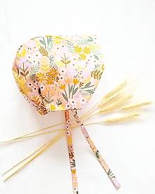 Detské čiapky - Bavlnený čepček - ALBERTA - 13251114_
