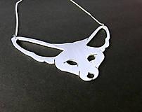Náhrdelníky - Fennec Fox... fenek, náhrdelník - 13250751_