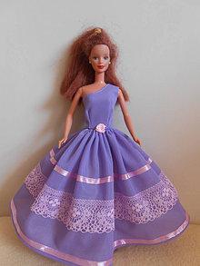 Hračky - Šaty pre barbie - 13254317_