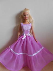 Hračky - Šaty pre barbie - 13254343_