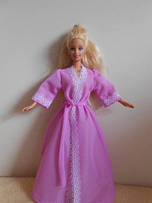 Hračky - Župan pre barbie - 13254379_