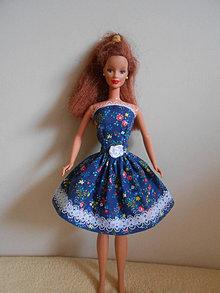 Hračky - Šaty pre barbie - 13254402_