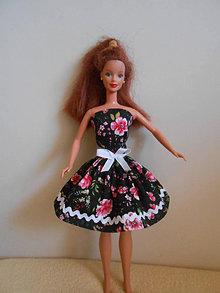 Hračky - Šaty pre barbie - 13254429_