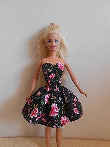Hračky - Šaty pre barbie - 13254436_