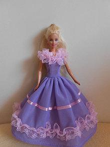 Hračky - Šaty pre barbie - 13254454_