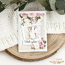 Papiernictvo - Pohľadnica Všetko najlepšie I - 13256867_