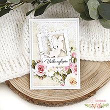 Papiernictvo - Pohľadnica Všetko najlepšie II - 13256870_