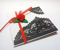 Papiernictvo - Pohľadnica ... tanec flamenco - 13258202_
