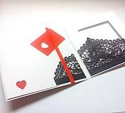 Papiernictvo - Pohľadnica ... tanec flamenco - 13258203_
