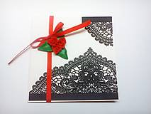 Papiernictvo - Pohľadnica ... tanec flamenco - 13258206_