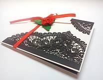 Papiernictvo - Pohľadnica ... tanec flamenco - 13258207_