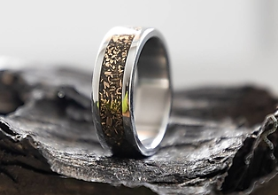 Prstene - Prsteň  Bronz - 13255426_