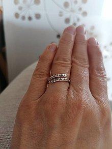 Prstene - Prsteň - 13255395_