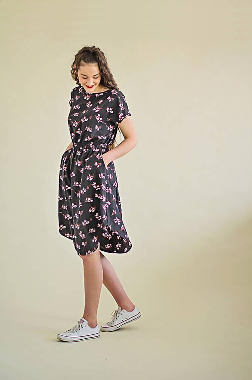 Šaty - Letné šaty ALESSA - 13256981_