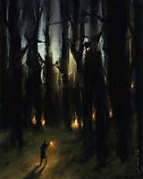 Obrazy - ..svieť mi - 13256814_